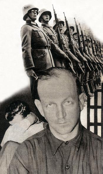 L'espion, maison centrale de Clairvaux, Police Magazine N° 330 du 21 mars 1937, coll. J. Tronel