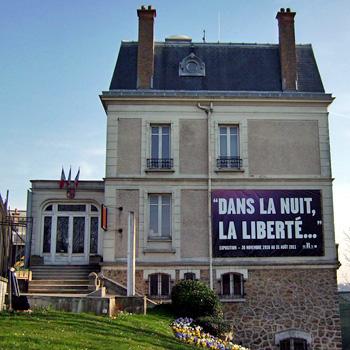 Musée de la Résistance nationale à Champigny-sur-Marne