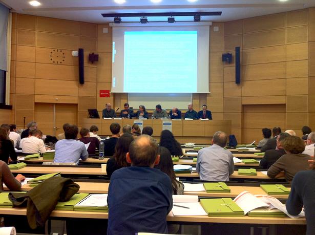 « Le fait religieux en prison : configurations, apports, risques » à Sciences Po les 28 & 29 octobre 2013.