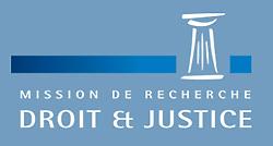 Logo Mission de recherche Droit & Justice
