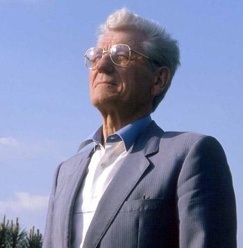 Louis Piéchota, 1986, photo DR