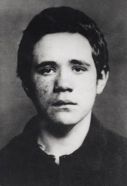 Jean Genet, colon à Mettray de 16 à 19 ans.
