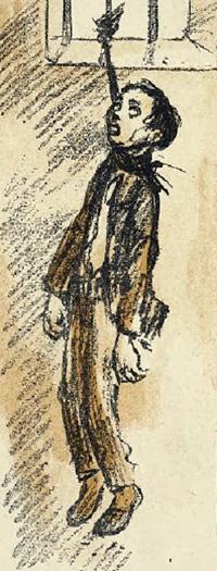 Dessin de L'Assiette au Beurre n° 411 du 13 février 1909