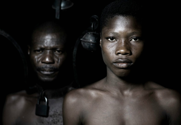 « Marrons » – Les esclaves fugitifs, exposition photographieque de Fabrice Monteiro