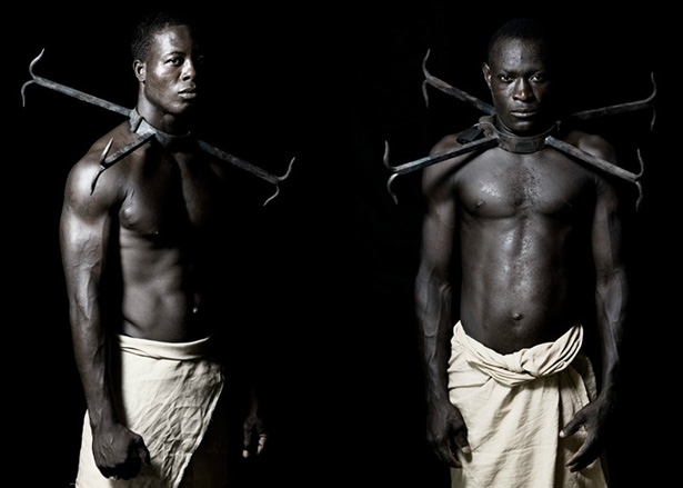 « Marrons » – Les esclaves fugitifs, exposition photographique de Fabrice Monteiro.