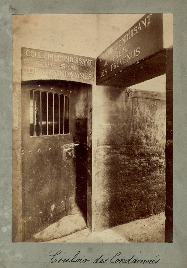L'hôtel des Conseils de guerre, 37 rue du Cherche-Midi, photo Henri Godefroy, 1907, collection Jacky Tronel
