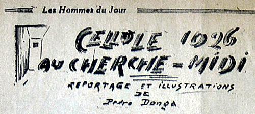 """""""Les Hommes du Jour et le Journal du Peuple"""", édition du 12 mars 1937"""