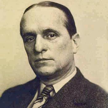 Portrait du Colonel François de La Rocque, auteur du Pasaume du Soldat Prisonnier, Le Cherche-Midi, 28 juillet 1943.
