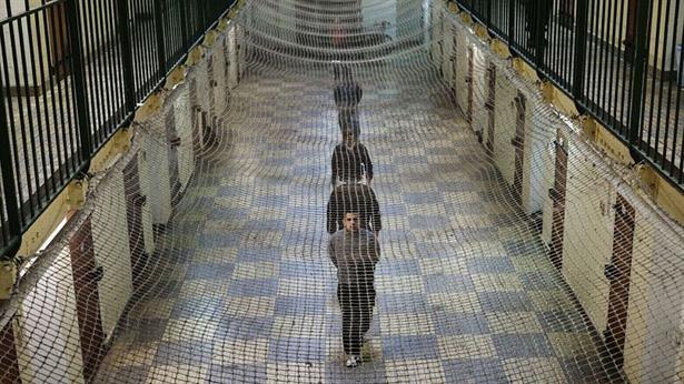 Grégoire KORGANOW, « Prisons 67065 » : une exposition photographique à la MEP, 2015