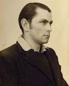 Kurt Meinhold, père de Georges Roume, source :  site Cœurs sans frontières
