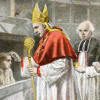 La confirmation à la Petite Roquette, Le Petit Journal du 1er novembre 1896