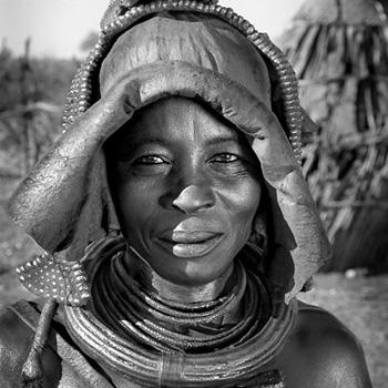 Photo Rina Sherman : Les années Ovahimba