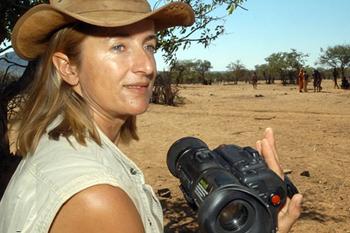 Rina Sherman, cinéaste, défenseur de la culture Ovahimba