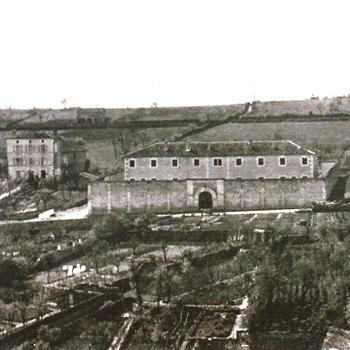 Prison militaire de Nontron (1940-1946), collection Lapouge