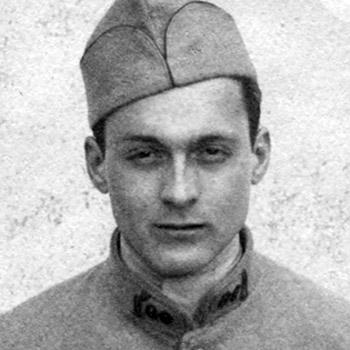 Jean Guillermo, prisonnier de guerre dans un kommando du stalag VC en Allemagne en 1941