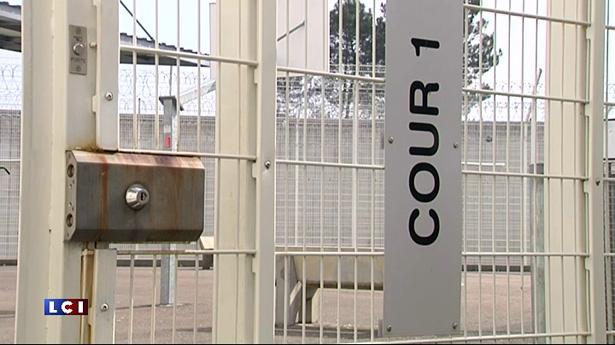 Centre pénitentiaire de Mont-de-Marsan, ©Photo du 20 heures de TF1, le 6 avril 2005