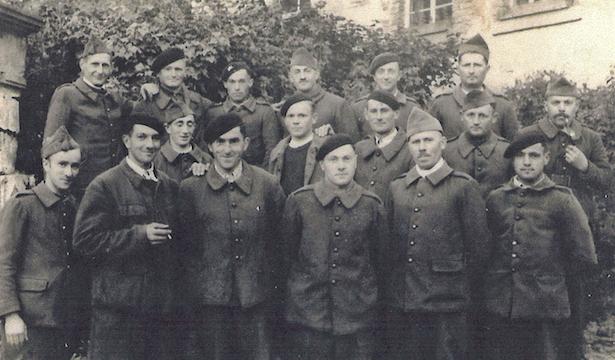 """Iconographie du livre de Christophe Woehrle : """"Prisonniers de guerre dans l'industrie de guerre allemande (1940-1945)"""