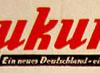 «Die Zukunft», un journal allemand antifasciste au camp de Gurs