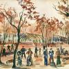 Torsten Hecht: l'artiste inconnu du Camp de La Braconne