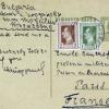 Émile Bauchet, militant pacifiste écroué à la prison militaire de Paris