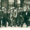 Sante Garibaldi et la fédération garibaldienne de Bergerac, en mai 1939