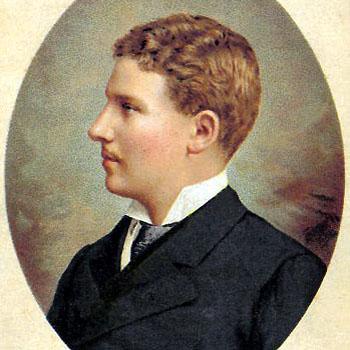 Portrait de Philippe d'Orléans, écroué à la maison centrale de Clairvaux en 1890.