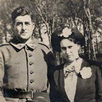François et Paule Molet.